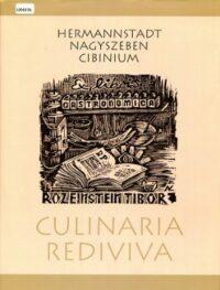 Hermannstadt - Nagyszeben - Cibinium: culinaria rediviva